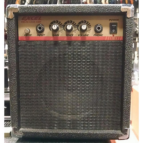 Excel EXL10 Guitar Combo Amp-thumbnail