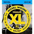 D'Addario EXL110+ XL 010 Electric Guitar Strings thumbnail