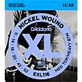 D'Addario EXL116 XL Electric Guitar Strings Medium Top/Heavy Bottom thumbnail