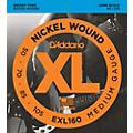 D'Addario EXL160 Gauge Nickel Wound Electric Bass Strings-thumbnail