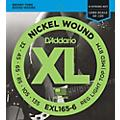 D'Addario EXL165-6 XL 6-String Bass Soft/Regular String Set-thumbnail