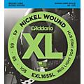 D'Addario EXL165SL Regular Light Top/Medium Bottom Nickel Wound Super Long Scale Bass Strings  Thumbnail