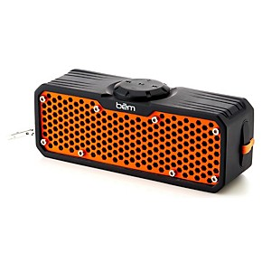 bem wireless exo 400 waterproof bluetooth stereo speaker black guitar center. Black Bedroom Furniture Sets. Home Design Ideas