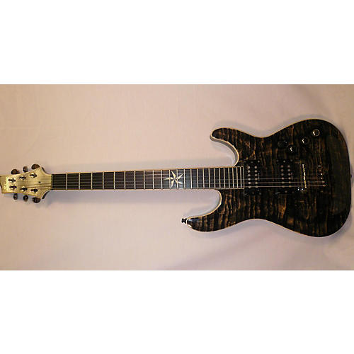 Schecter Guitar Research EXOTIC STAR Solid Body Electric Guitar