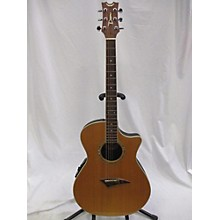 Dean EXOTIGLASS GN Acoustic Electric Guitar