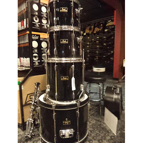 Pearl EXPOT Drum Kit Black