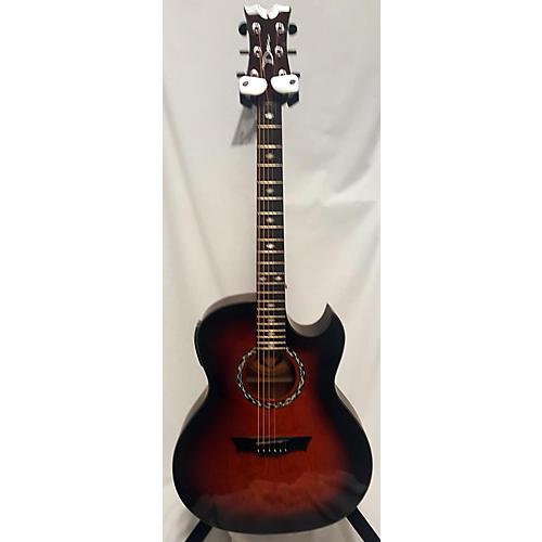 Dean EXQA TGE Acoustic Electric Guitar
