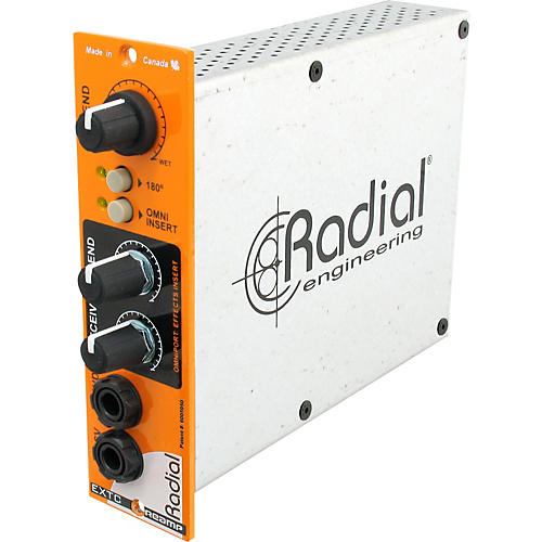 Radial Engineering EXTC 500 Reamp Guitar Effects Interface-thumbnail
