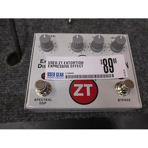 ZT EXTORTION EXPRESSIVE Effect Pedal-thumbnail