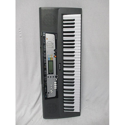 used yamaha ez 200 portable keyboard guitar center. Black Bedroom Furniture Sets. Home Design Ideas