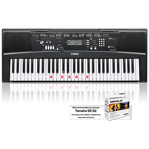 Yamaha Piano Light Up Keys