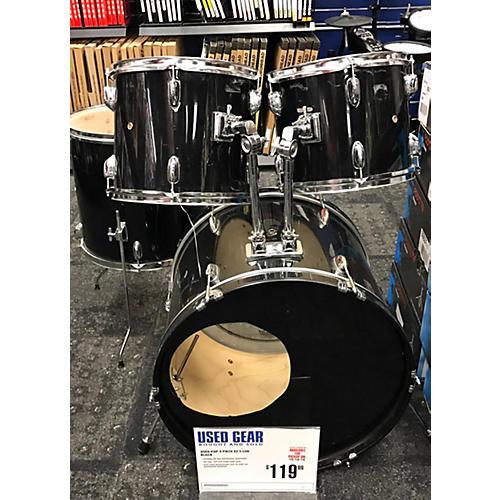 PDP by DW EZ 5-lug Drum Kit