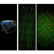 Chauvet EZ Laser RGFX Battery Powered Red and Green Laser