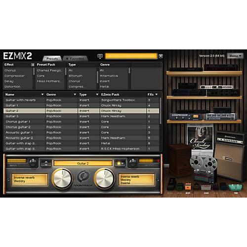 Toontrack EZ Mix 2 Ugrade from EZ Mix-thumbnail