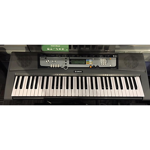 used yamaha ez200 portable keyboard guitar center. Black Bedroom Furniture Sets. Home Design Ideas