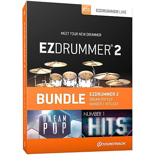 Toontrack EZDrummer 2 Modern Pop Edition-thumbnail