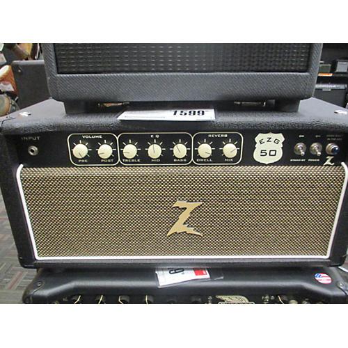 Dr Z EZG 50 Tube Guitar Amp Head-thumbnail