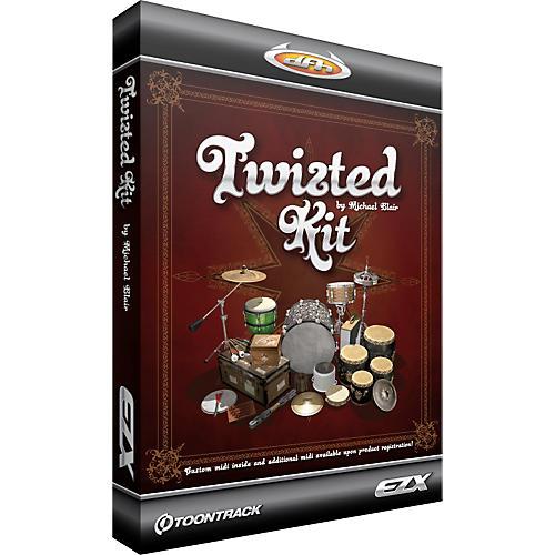 Toontrack EZXpansion-Twisted Kit