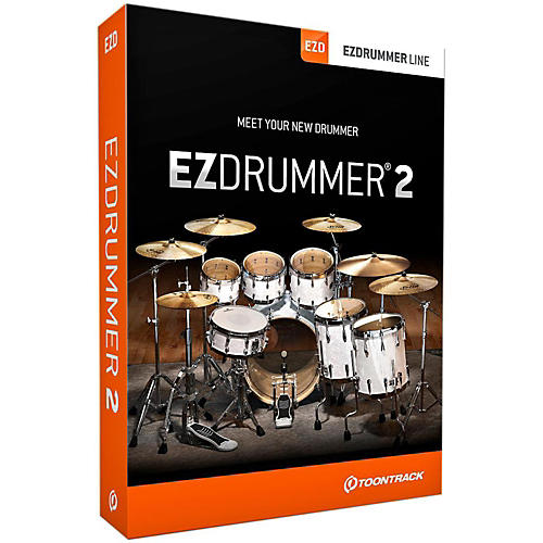 Toontrack EZdrummer 2-thumbnail