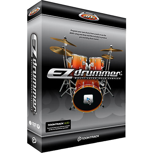 Toontrack EZdrummer Software Download
