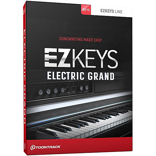 Toontrack EZkeys Electric Grand-thumbnail