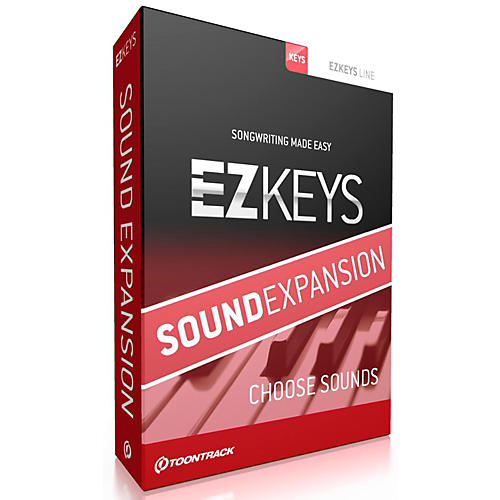 Toontrack EZkeys Sound Expansion-thumbnail