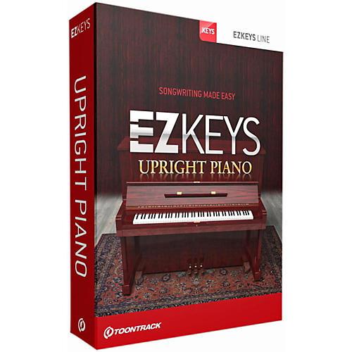 Toontrack EZkeys Upright Piano-thumbnail