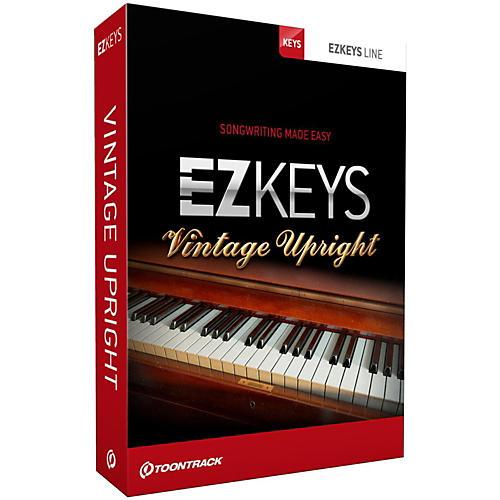 Toontrack EZkeys Vintage Upright-thumbnail