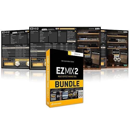 Toontrack EZmix 2 Complete Production Bundle Software Download-thumbnail