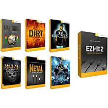 Toontrack EZmix 2 Metal Bundle