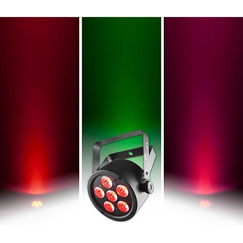 CHAUVET DJ EZpar T6 USB Battery-Powered Tri-Color LED Wash Light
