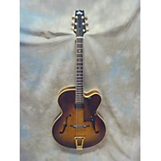 The Heritage Eagle ASB Hollow Body Electric Guitar