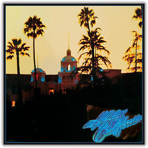 WEA Eagles - Hotel California Vinyl LP-thumbnail