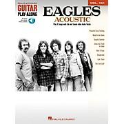 Hal Leonard Eagles Acoustic Guitar Play-Along Volume 161 (Book/CD)