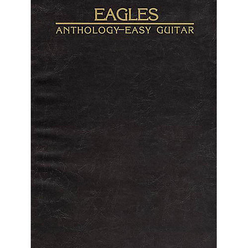 Hal Leonard Eagles Anthology Easy Guitar Songbook-thumbnail