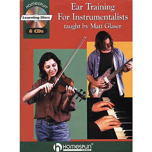 Hal Leonard Ear Training for Instrumentalists Book/CD-thumbnail