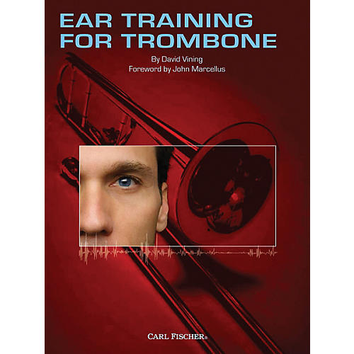 Carl Fischer Ear Training for Trombone Book-thumbnail