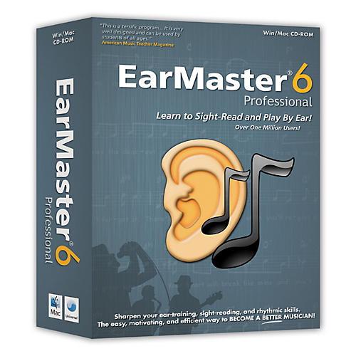 Emedia EarMaster 6 Pro CD-Rom