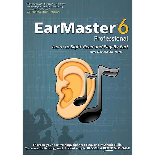 Emedia EarMaster Pro 6 - Digital Download-thumbnail