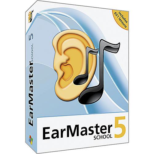 Emedia EarMaster School 5 (CD-ROM)