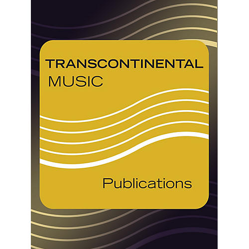 Transcontinental Music Early Will I Seek Thee SATB Composed by Hugo Adler