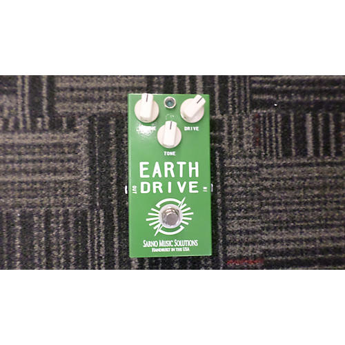In Store Used Earth Drive Effect Pedal
