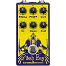 EarthQuaker Devices Pitch Bay Polyphonic Harmonizer and Distortion Generator Guitar Effects Pedal (EQDPITC)