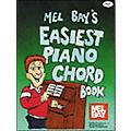 Mel Bay Easiest Piano Chord Book thumbnail