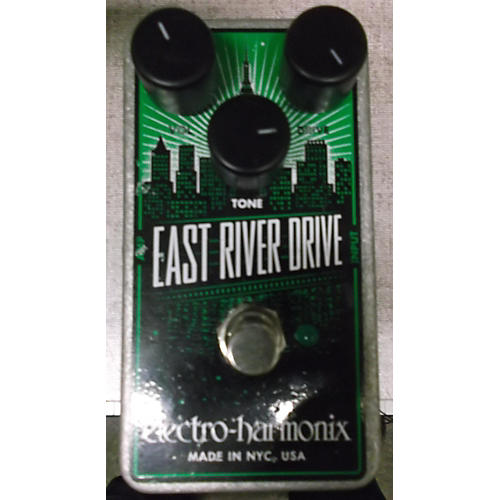 Electro-Harmonix East River Drive Overdrive Effect Pedal-thumbnail