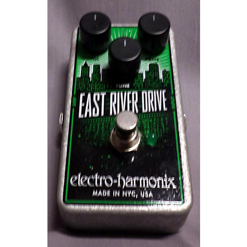 Electro-Harmonix East River Drive Overdrive Effect Pedal-thumbnail