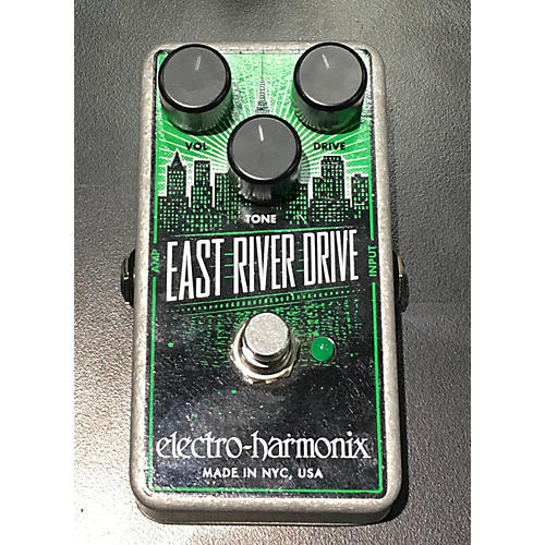 Electro-Harmonix East River Drive Overdrive Effect Pedal