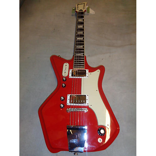 Airline Eastwood Solid Body Electric Guitar Red