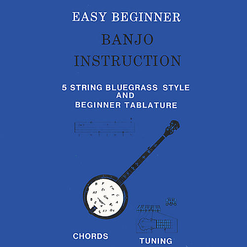 Morrell Music Easy Beginner Banjo DVD