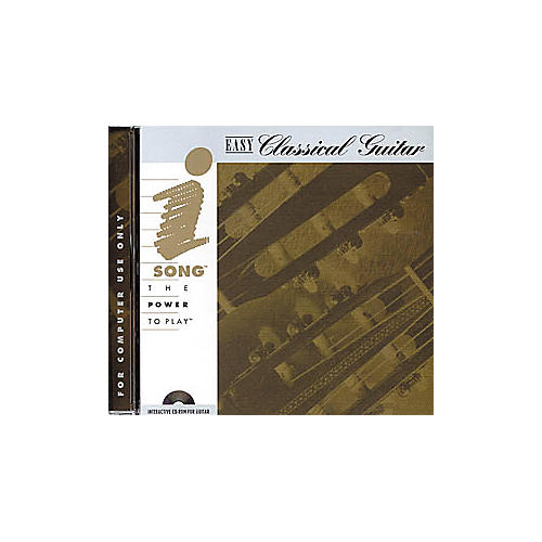 iSong Easy Classical Guitar (CD-ROM)